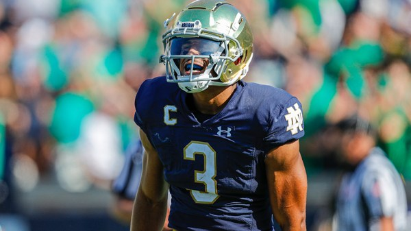 Previewing #12 Notre Dame-#18 Wisconsin With ISD