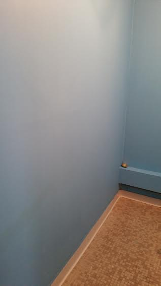 after wall