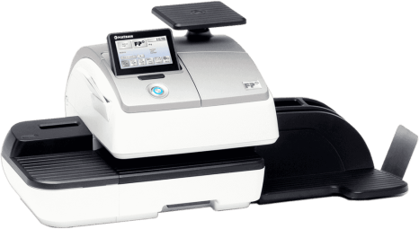 FP USA PostBase Econ Model Postage Meter