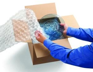 Bubble Wrap Packages