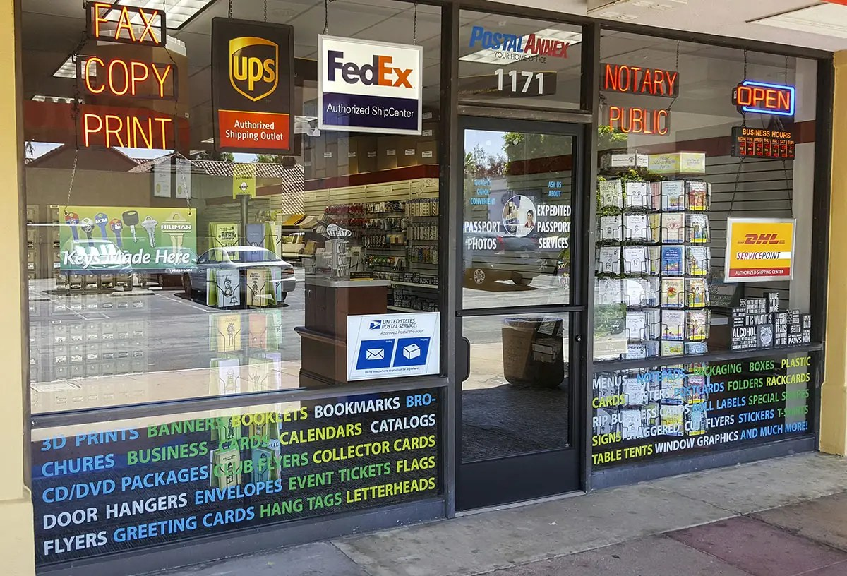 PostalAnnex of Azusa - Store Front