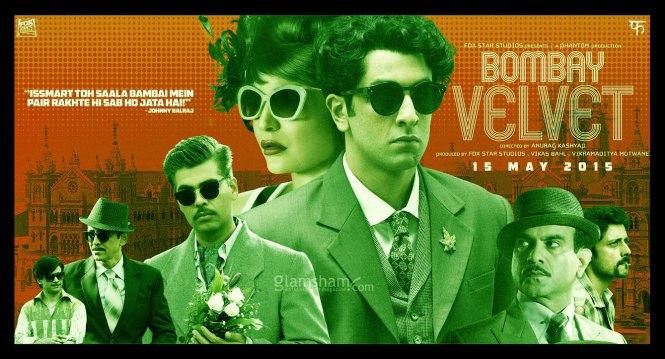 Bombay Velvet Wallpaper