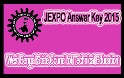 JEXPO Answer Key 2015