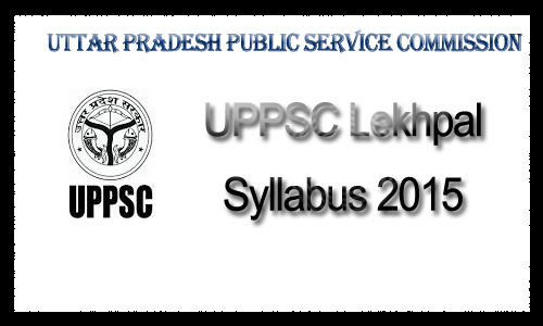 UP Lekhpal Exam Date, Exam Pattern 2015