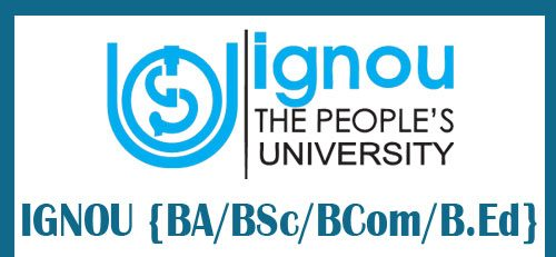 IGNOU date sheet June 2017