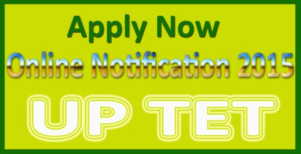 UPTET application form 2016