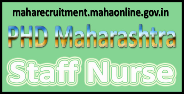 Maharashtra staff nurse admit card 2016