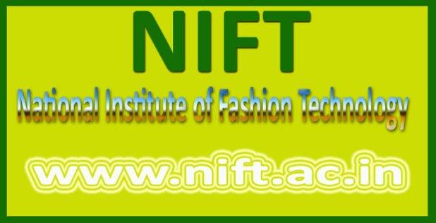 NIFT result 2016