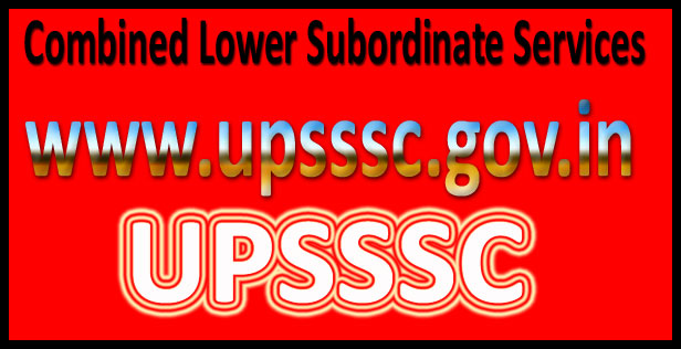 UPSSSC combined lower subordinate services answer key 2016