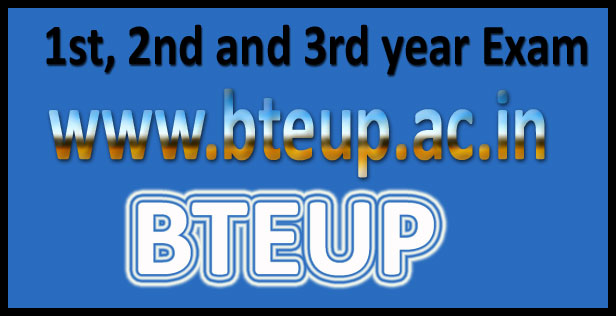 BTEUP admit card 2017