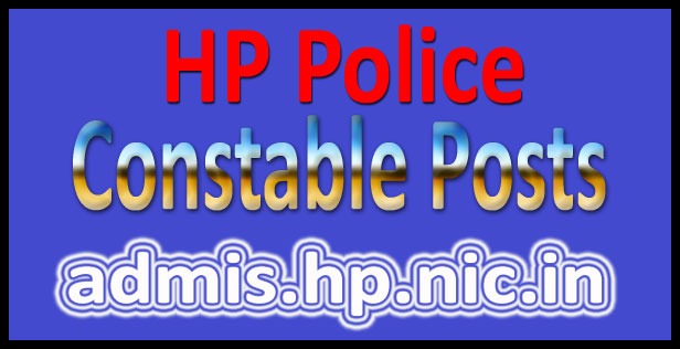 HP police admit card 2016