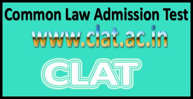 CLAT Test Admit Card 2016