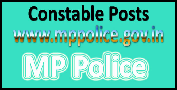 MP Police Constable Model Paper