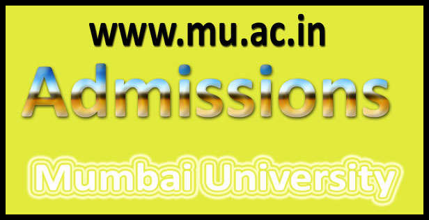 Mumbai university admission 2017