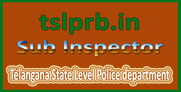 TS Police SI Answer Sheet 2016