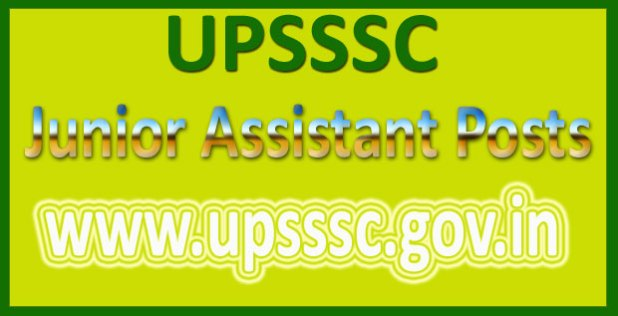 UP Jr Asst Answer Key 2016