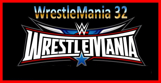 WWE WrestleMania 32 results 2016