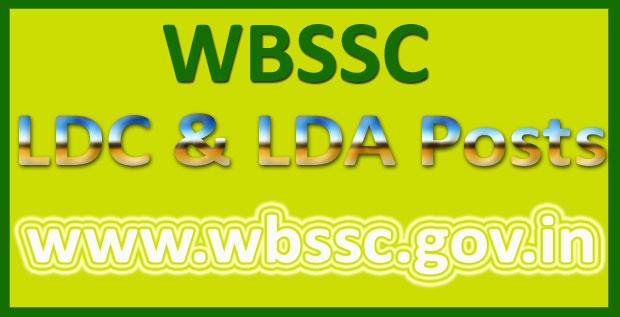 WBSSC LDA Answer Key 2016