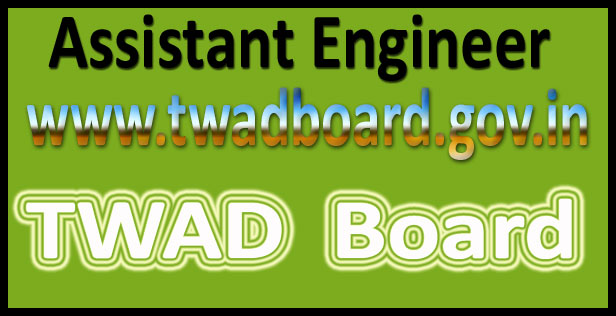 TWAD AE Admit Card 2016