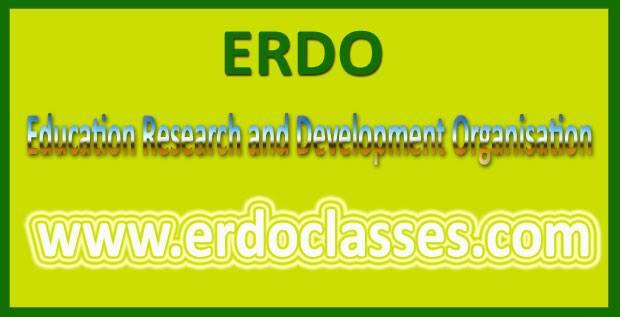 ERDO Admit Card 2017