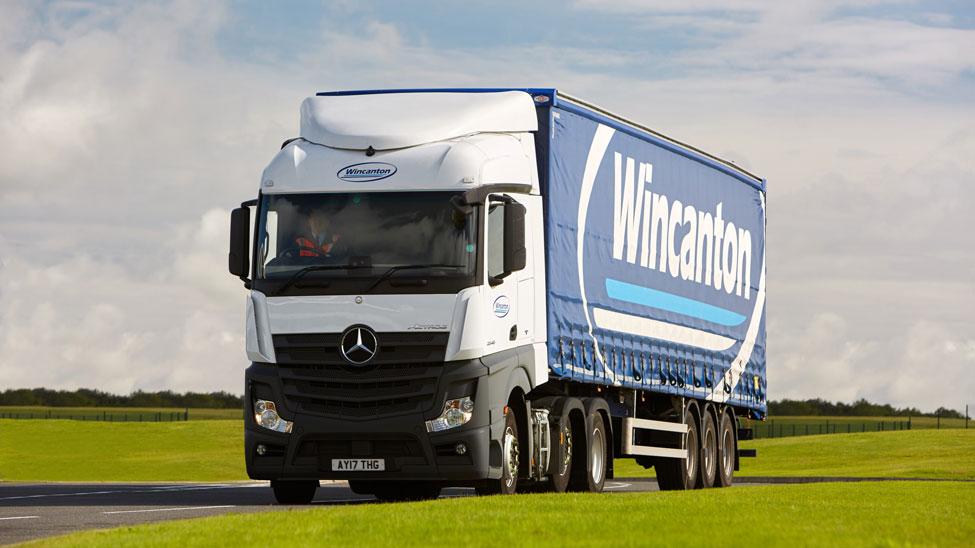 Wincanton bolsters it's fleet with multimillion-pound