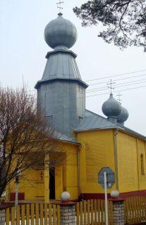 Приход храма Воскресения Христова г.п.Воропаево (Поставский р-н)