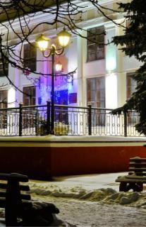 ПОСТАВЫ — дворец Тызенгаузов
