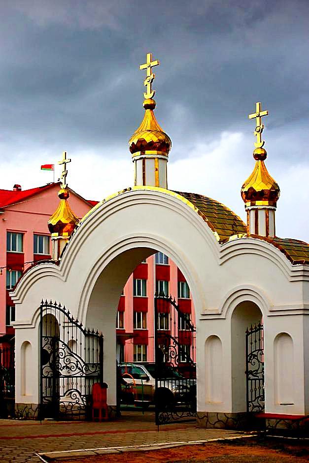 Поставы - церковь Святого Николая
