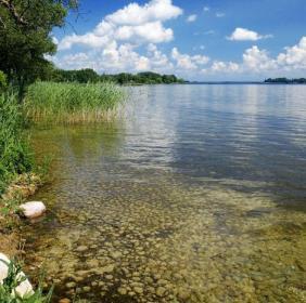 Болдук — (легенды голубых озер)