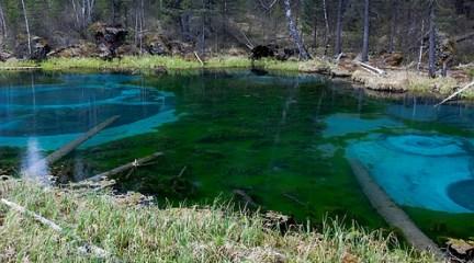 Легенда про озеро Циклопик