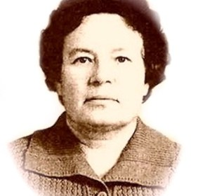 Ніна Маркаўна Захарэвіч (Лашук)
