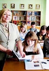 Святлана Аляксандраўна Васюковіч — лепшы настаўнік гімназіі