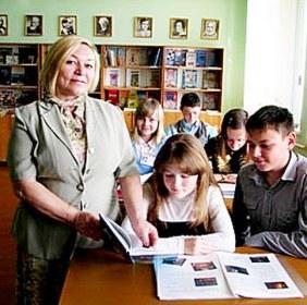 Святлана Аляксандраўна Васюковіч – лепшы настаўнік гімназіі