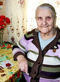 Ганна Іосіфаўна Казловіч — ў памяці блакадны Ленінград