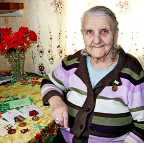 Ганна Іосіфаўна Казловіч – ў памяці блакадны Ленінград