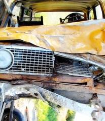 ДТП в Поставском районе: пострадал пассажир гужевой повозки