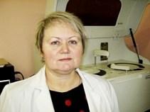 Юркевіч Алена Станіславаўна, кандыдат медыцынскіх навук.