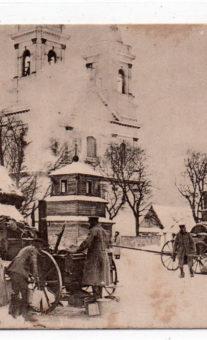 Łyntupy, 1916-1917