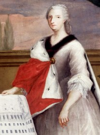 В этом году отмечается 320 лет со дня рождения владелицы местечка Лучай Альжбеты Магдалены Пузыны (Огинской)