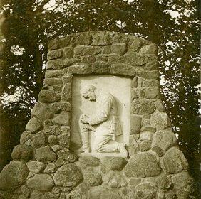 История «потерянного» в Камаях памятника времён І мировой войны