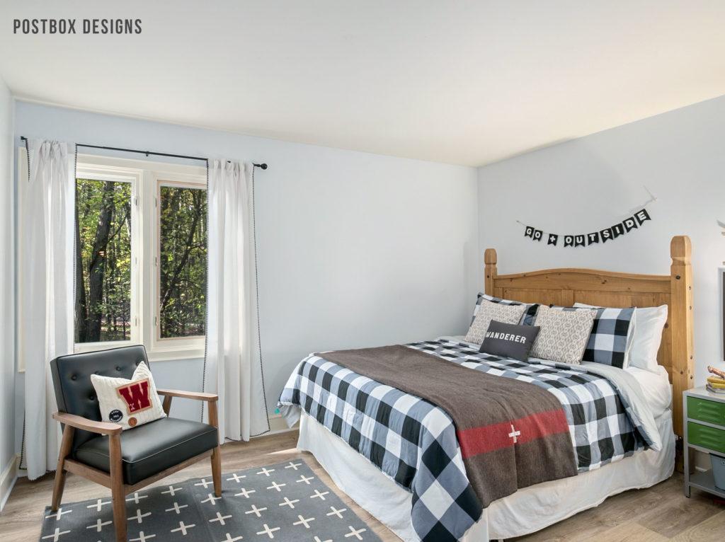 AdventureBoyBedroomIdeasKidBedroomMakeoverPostboxDesigns Interesting Bedroom Design Online