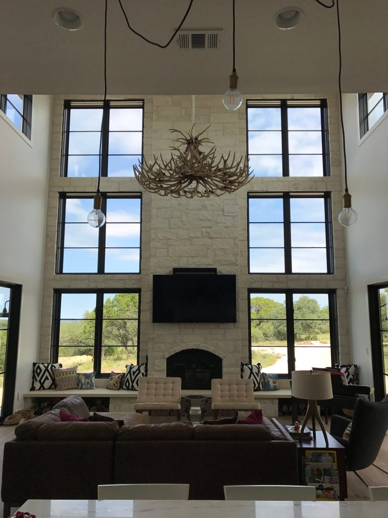 Help Me Design My Living Room: Rustic Meets Boho Living Room Makeover In The Lone Star