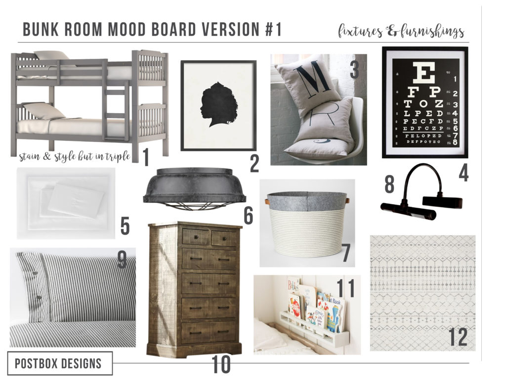 Shared Kid Bedroom Ideas Kid Bedroom Makeover By Postbox Designs