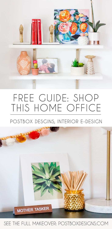 Free-Boho-Home-Office-Postbox-Designs-Online-Interior-Design