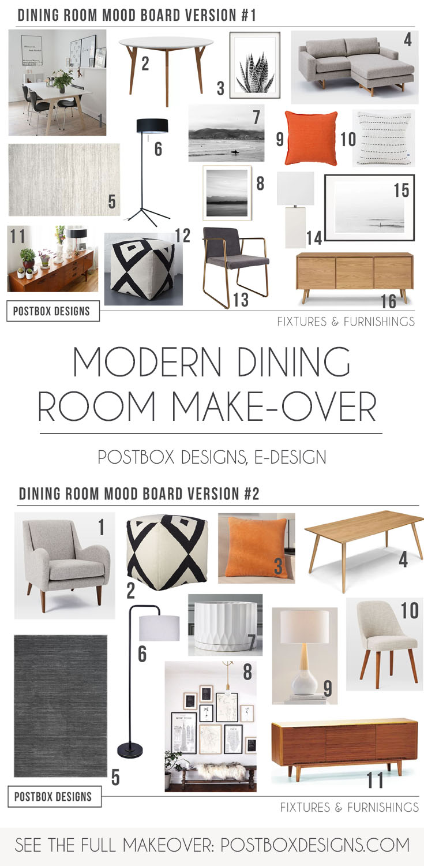 Pleasant Postbox Designs Interior E Design Modern Dining Room Decor Download Free Architecture Designs Salvmadebymaigaardcom