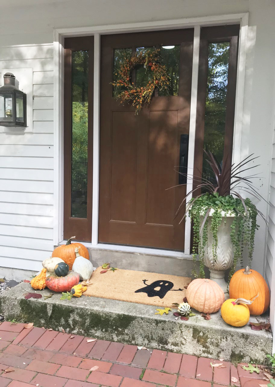 Postbox Designs Fall Front Door Decor Fall Front Porch