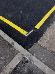 5. Yellow Lines. Sheffield 2013