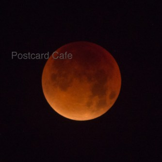 Supermoon Eclipse 28 September 2015