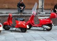 Popular means of transportation