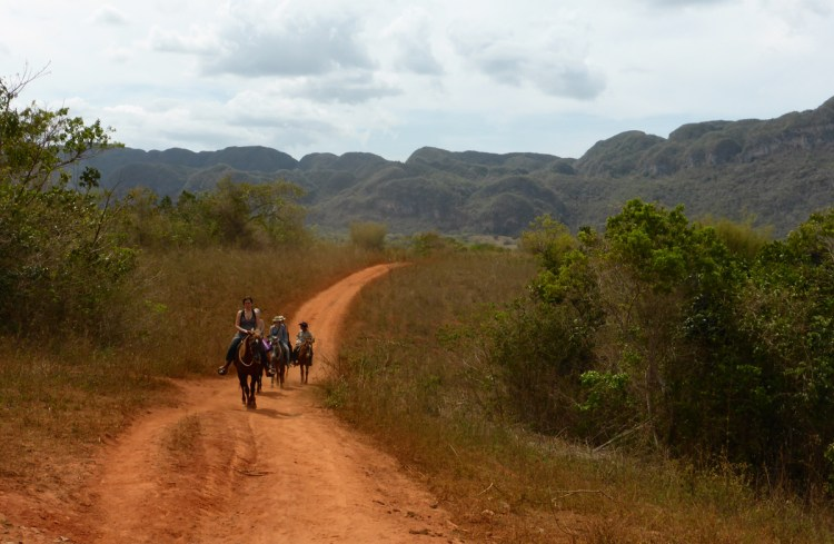 Vinales-horse-riding